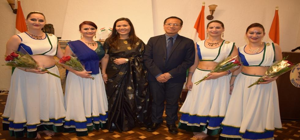 Celebration of ICCR's Foundation Day on 9th April 2019