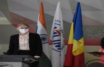 Hindi Diwas in Moldova 2021